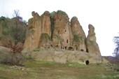 Пещерный город Листра