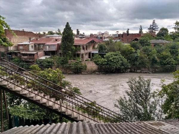 Кутаиси, набережная Риони
