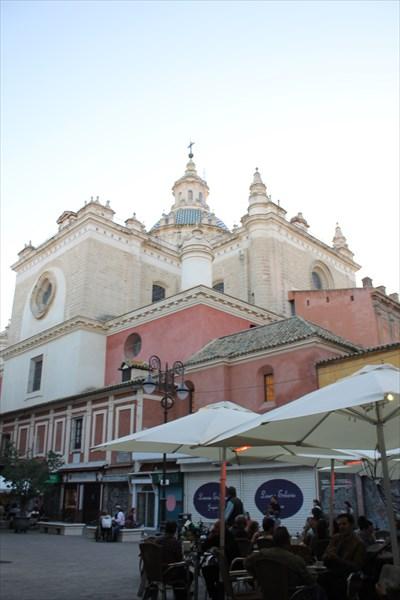 Церковь Сан-Сальвадор