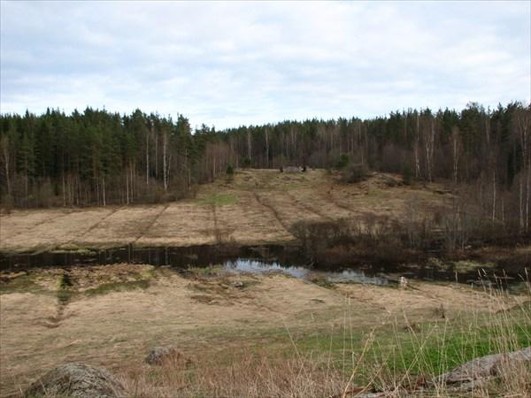 Старые финские поля