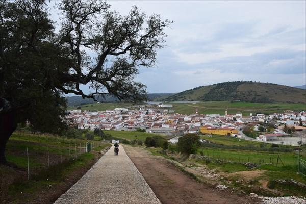 Спуск в Альмаден-де-ла-Плата