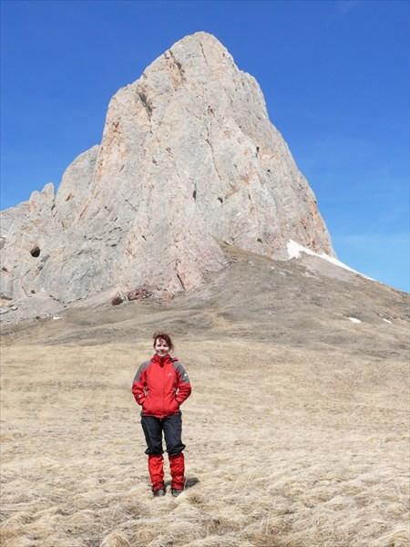 Вершина Западного Ачешбока