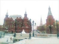 1. Москва - Кубинка