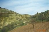 9.Долина в окрестностях Мустафапаша