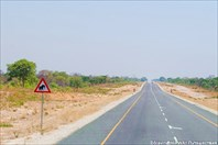 Дорогами Ботсваны