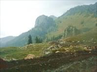 Перед перевалом