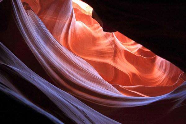 В каньоне Антилоппы