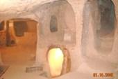 2.Подземный город Каймаклы