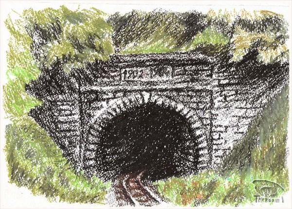 БА.-Тоннель-под-мысом-Половинным