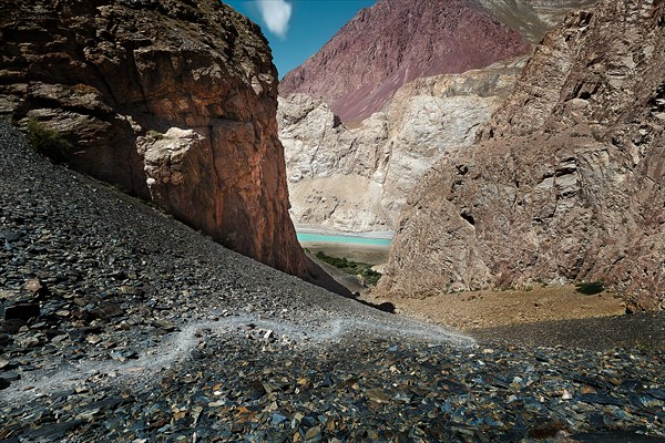 Долина Бартанга