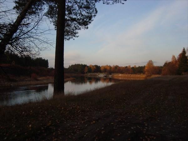 река Лух