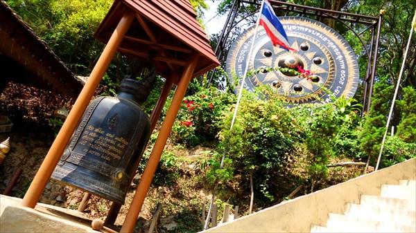 Храм на горе Дой Сутхеп