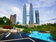 Petronas-Малайзия