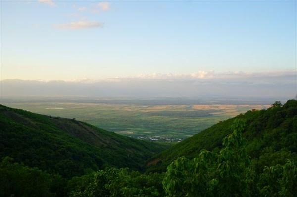Алазанская долина